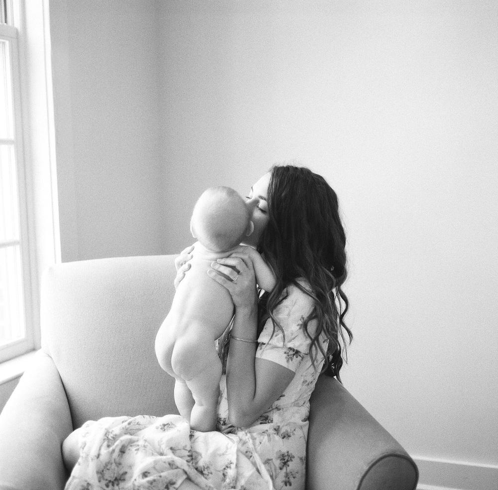 Portland Maine Newborn Photography by Tiffany Farley