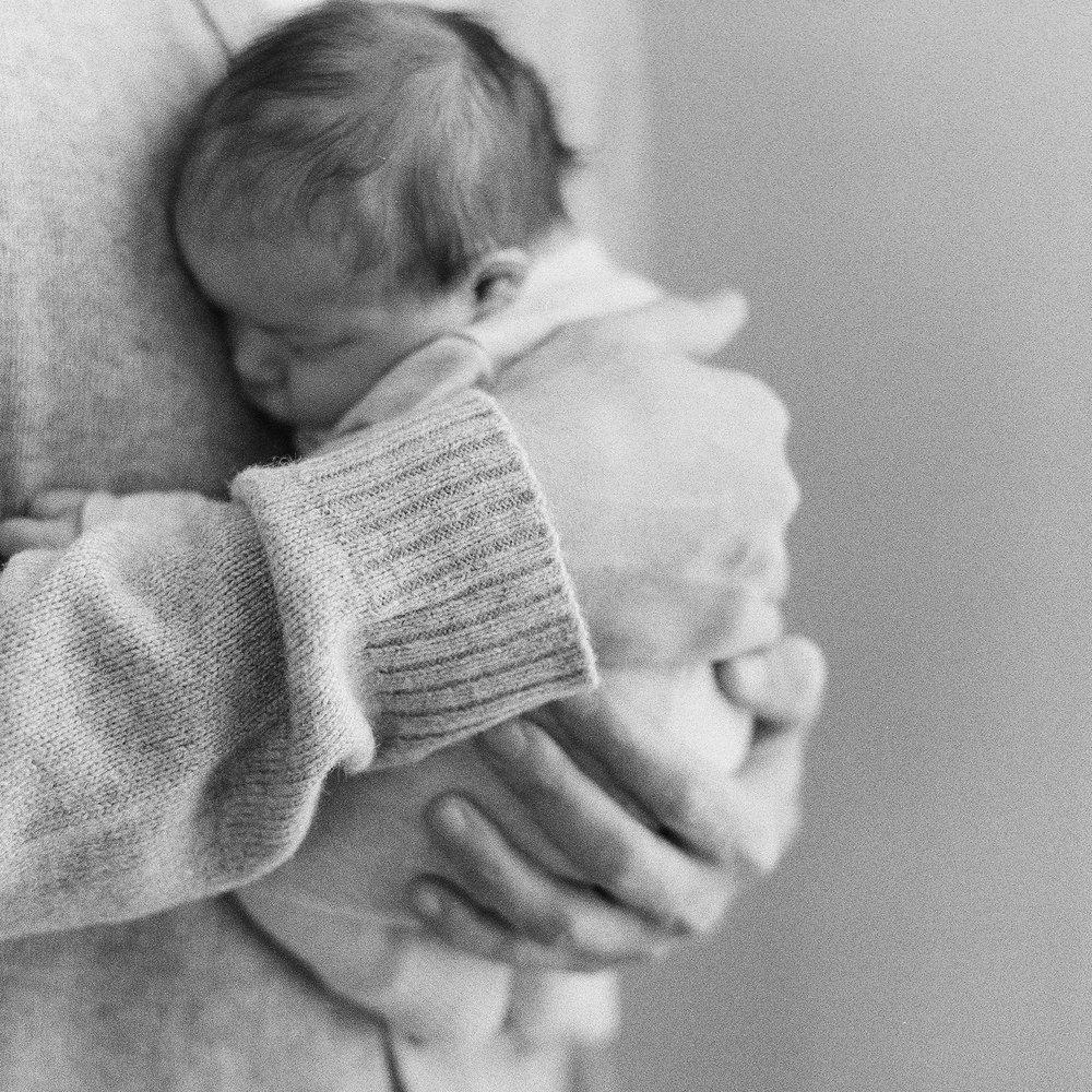 Portland Maine Newborn and Baby Photography by Tiffany Farley
