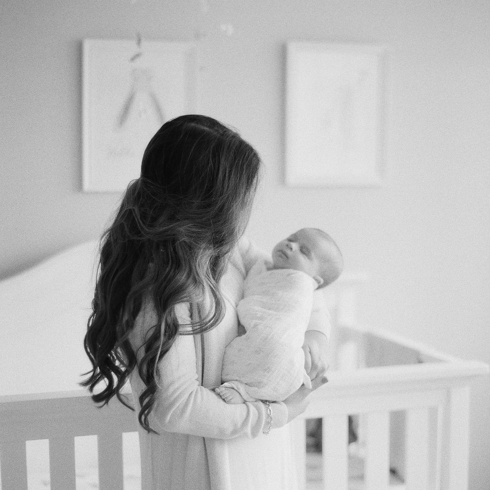 Portland Maine and Boston In Home Newborn Photography by Tiffany Farley