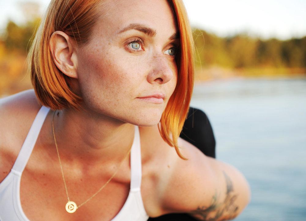 Joogasta nautitaan päivittäin Katja Kokon inspiroivassa ilmapiirissä -