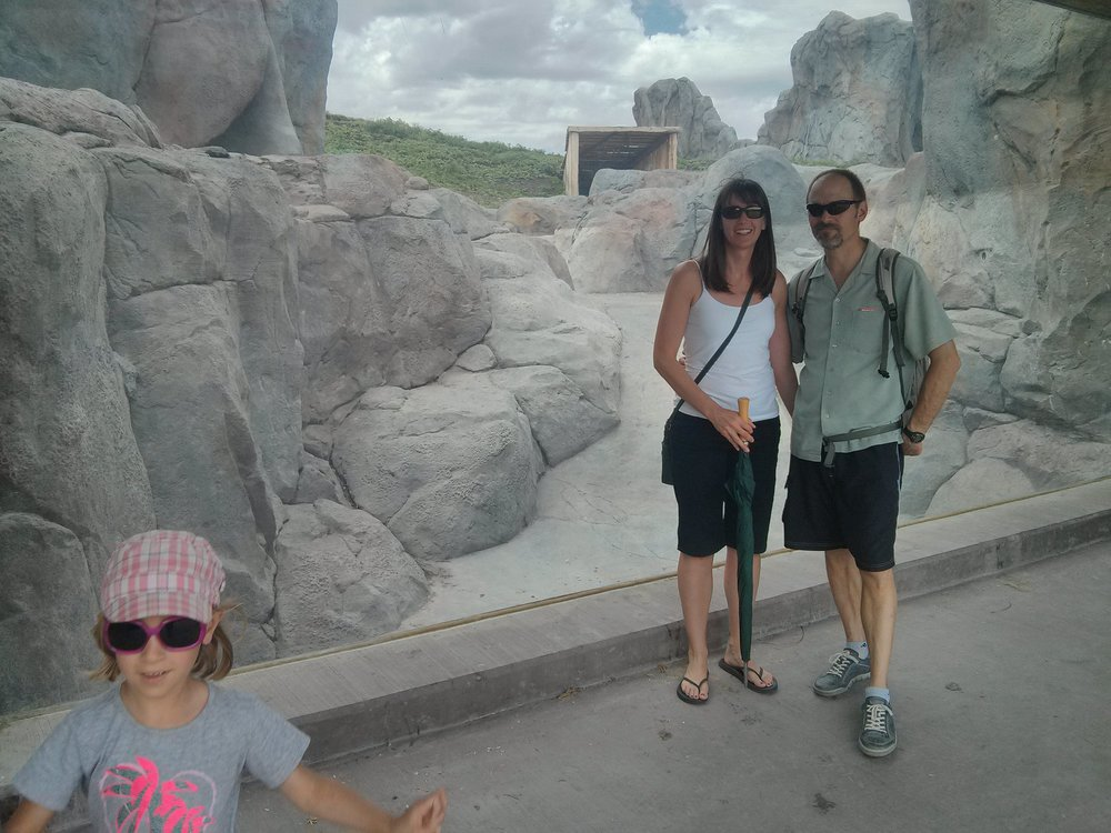 Assiniboine Park Zoo w/Mel & Andy