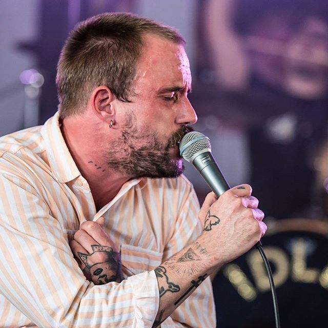#idles @idlesband awesome set at #randl2017 #readingfestival