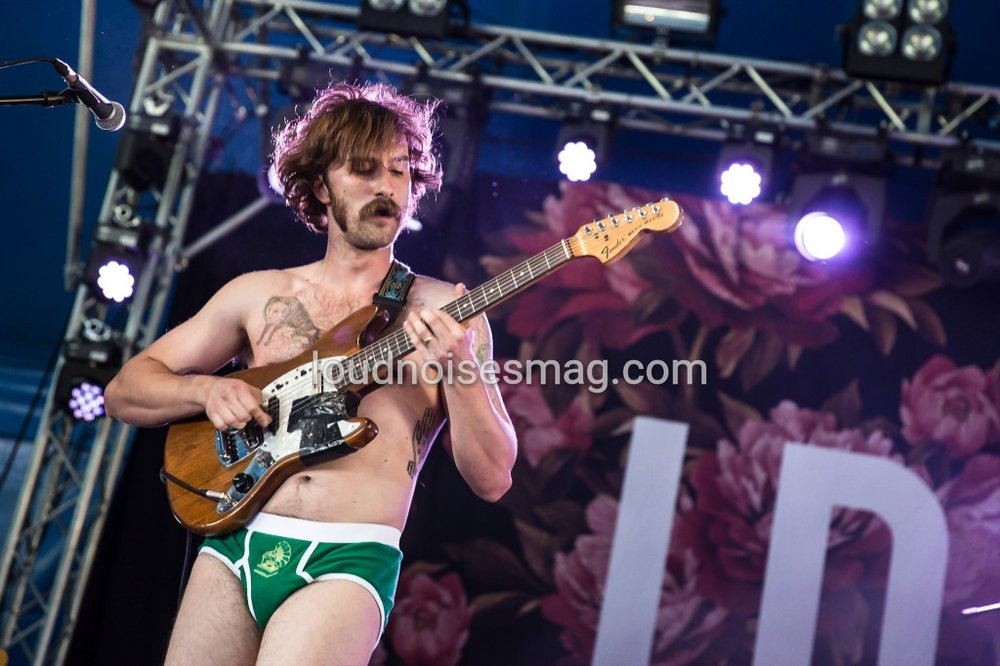 IDLES - With their cutting sense of humour, the confrontational 'Well Done'  and 'Mother' were highlights - delivered with piercingly fierce and impassioned vocals in an all-round epic adrenaline fuelled and highly entertaining set.'1049 Gotho' about depression was cracking live, singer Joe urged the audience to make sure they speak to someone and get some help - IDLES are one of a host of bands at the moment using their influence to speak up about important issues which is really great to see.Raw, relevant and brutal, they're off to support Foo Fighters later this month.