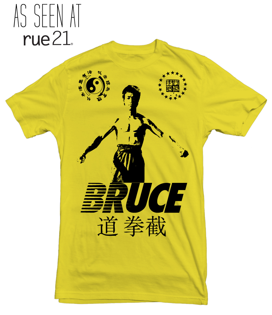 7d09a0b52 BRUCE LEE — VEX DESIGN GROUP