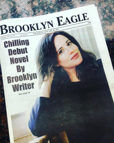BROOKLYN DAILY EAGLE - Rachel Lyon, host of reading series Ditmas Lit, to launch debut novel at Books Are Magic