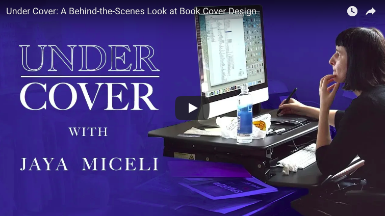 "POETS & WRITERS - ""It's going to be the first thing someone lays their eyes on before they read it."" Jaya Miceli, art director at Scribner, discusses her love of books covers and how the jacket designs were created for several popular novels, such as Rachel Lyon's Self-Portrait With Boy and Jesmyn Ward's Sing, Unburied Sing."
