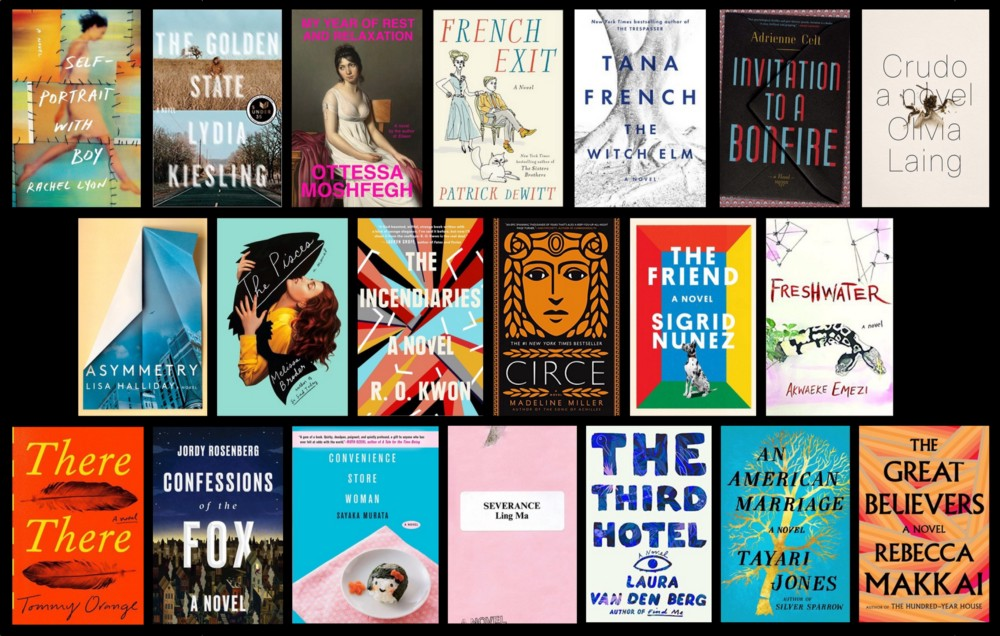 ELECTRIC LITERATURE - Electric Lit's 20 Best Novels of 2018