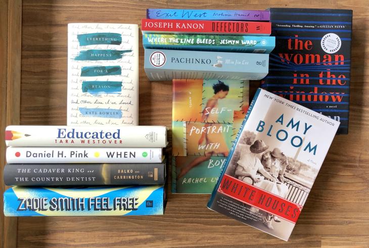 PARNASSUS BOOKS - New Season, New Books: 22 Staff-Picked Reads