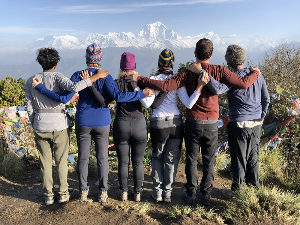 everest Base camp retreat: what's your everest? april 4-16, 2019