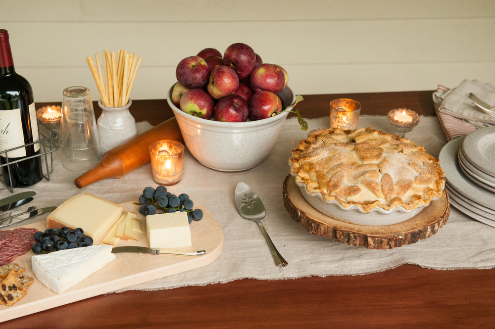 fall_fruit_spread_with_pie