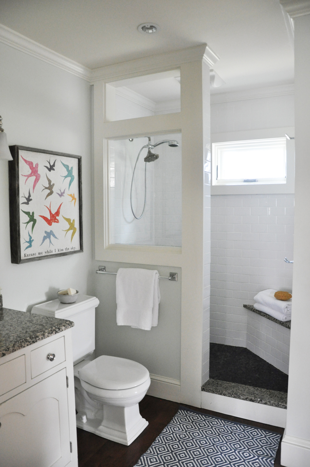 The Design Plans Farmhouse Bathroom Teaselwood Design