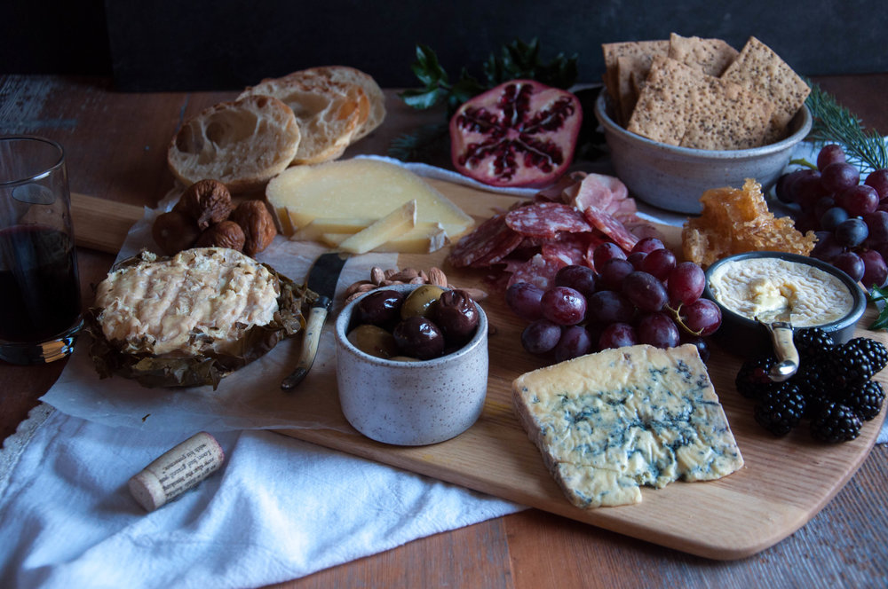 cheese- presentation