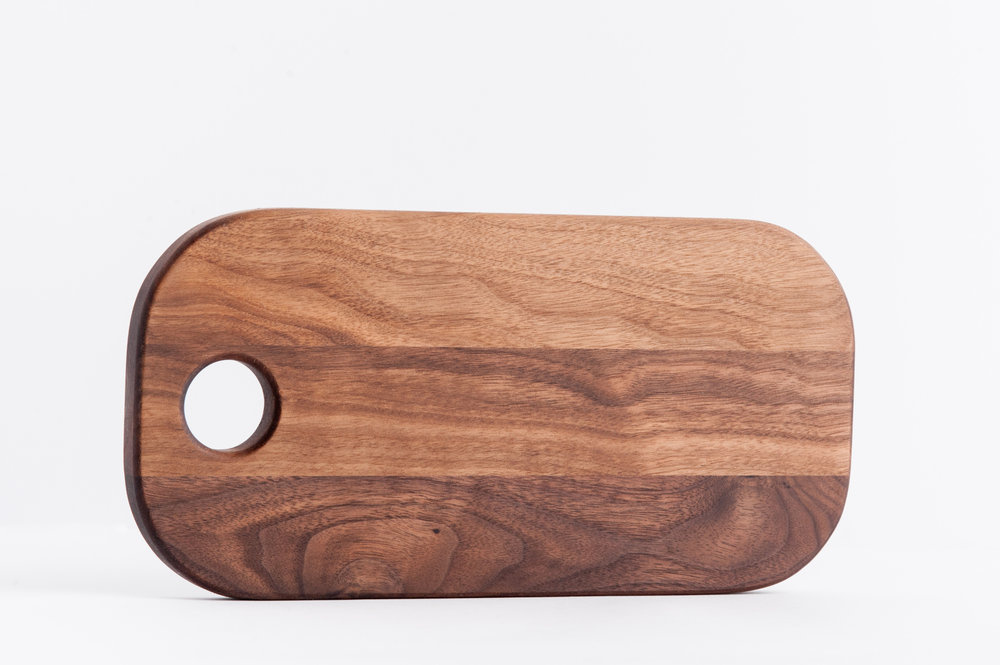 petite modern farm cutting board