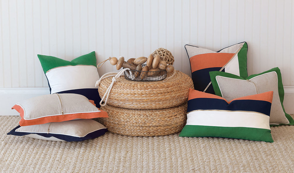 Eastern Accents Pillows