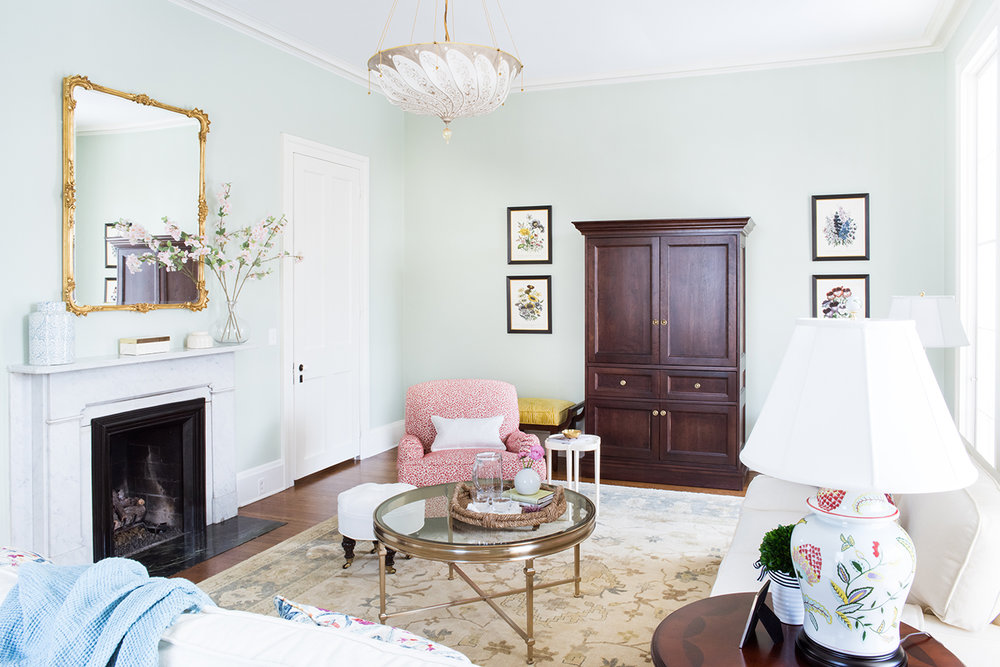 Design Mixology A Traditionalpreppy Space For Our Clients And A