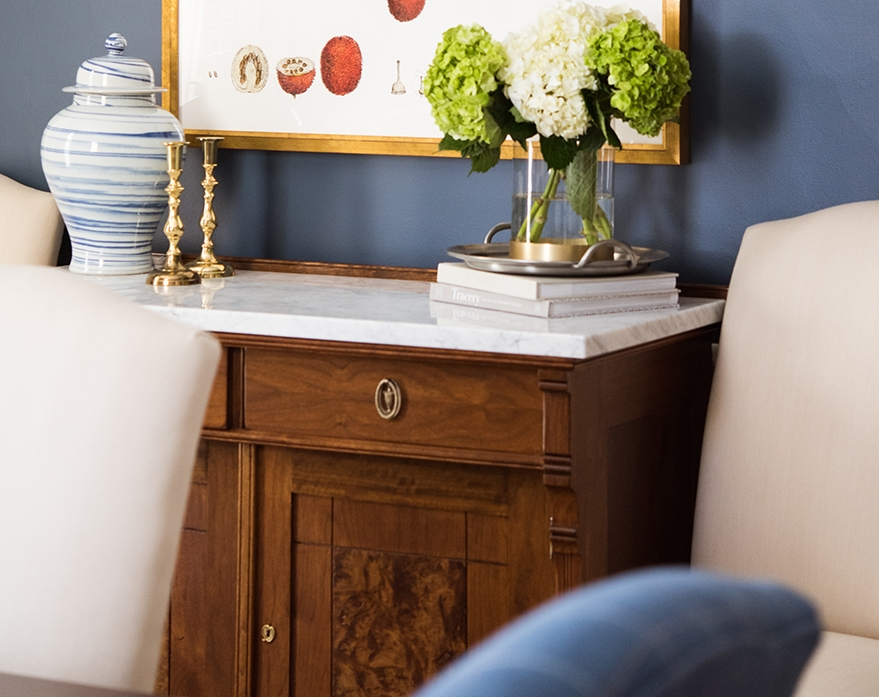 Dining room sideboard idea