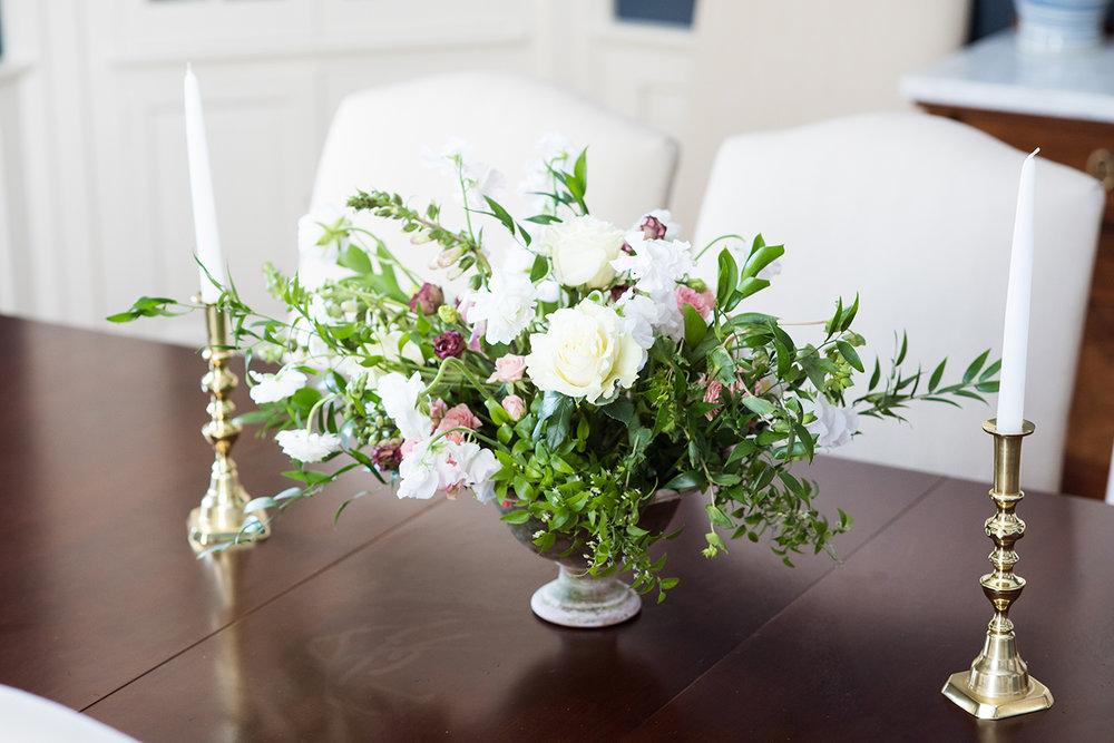 Floral design idea