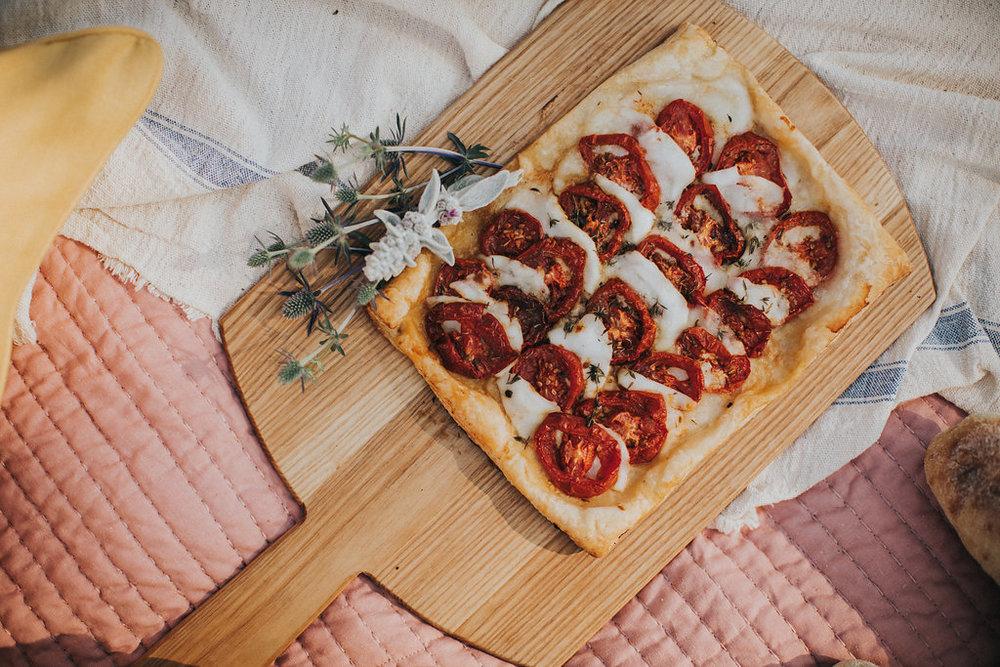 cheese-tomato-tart