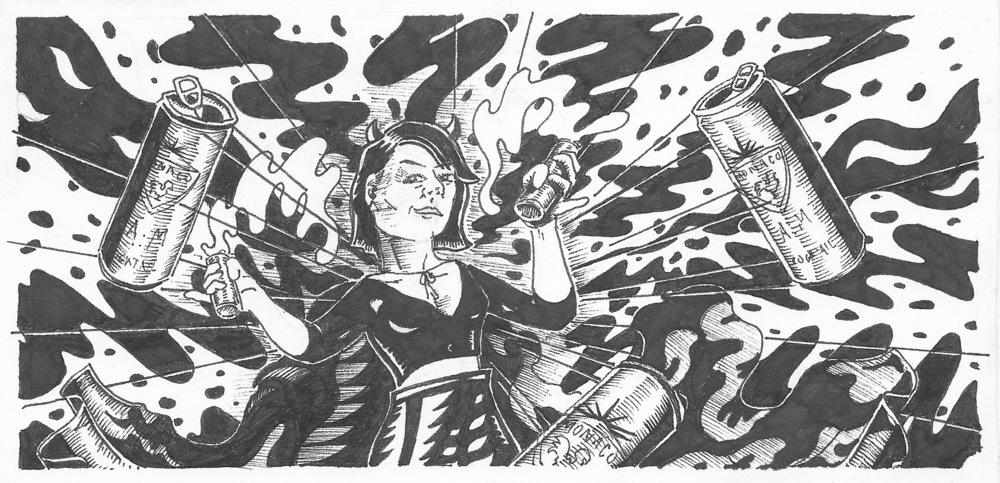 Illustration by Dig Reeder