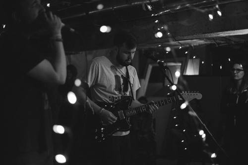 An intimate look at Western Daughter's album release show