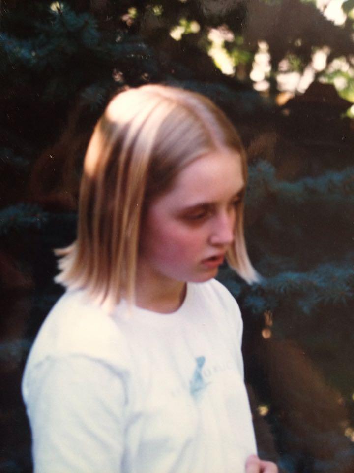 Erica age 14,