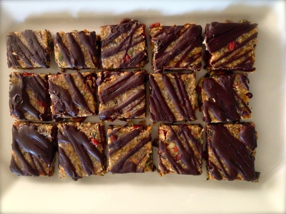 Energy Bar Superfood Squares