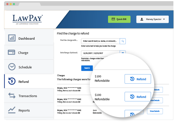 Getting Started - Run payments without traditional credit card equipment. LawPay's secure online payment solution lets you run a transaction from your computer, tablet, or mobile phone. We securely handle transaction information, eliminating the need for your firm to store sensitive cardholder information.