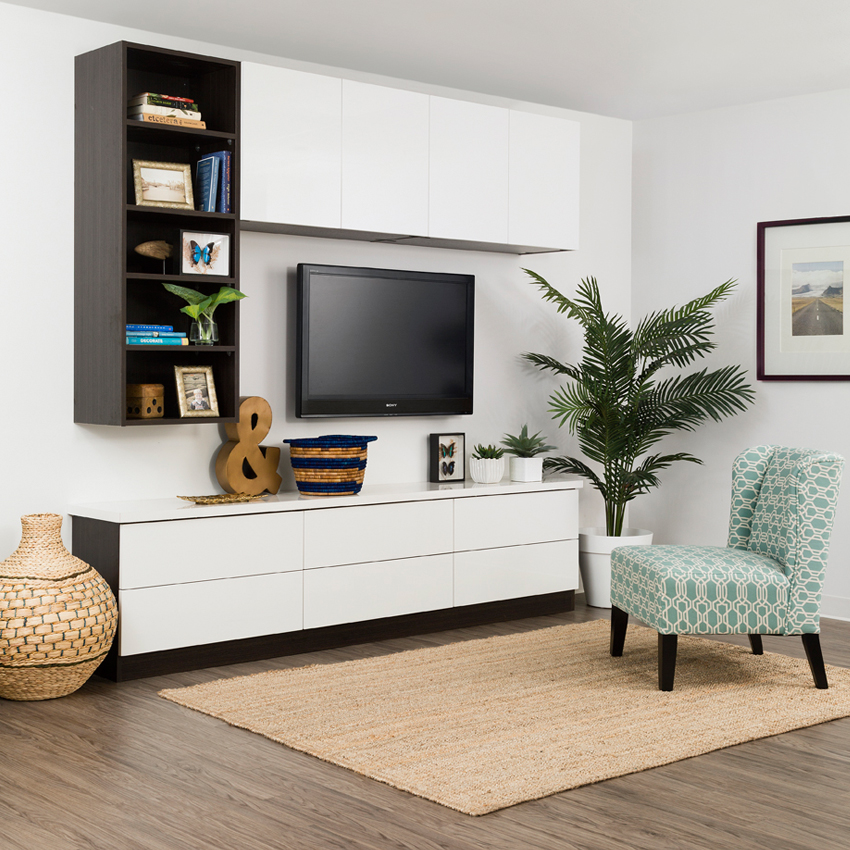 Create a custom media room that blends perfectly with the rest of your home.