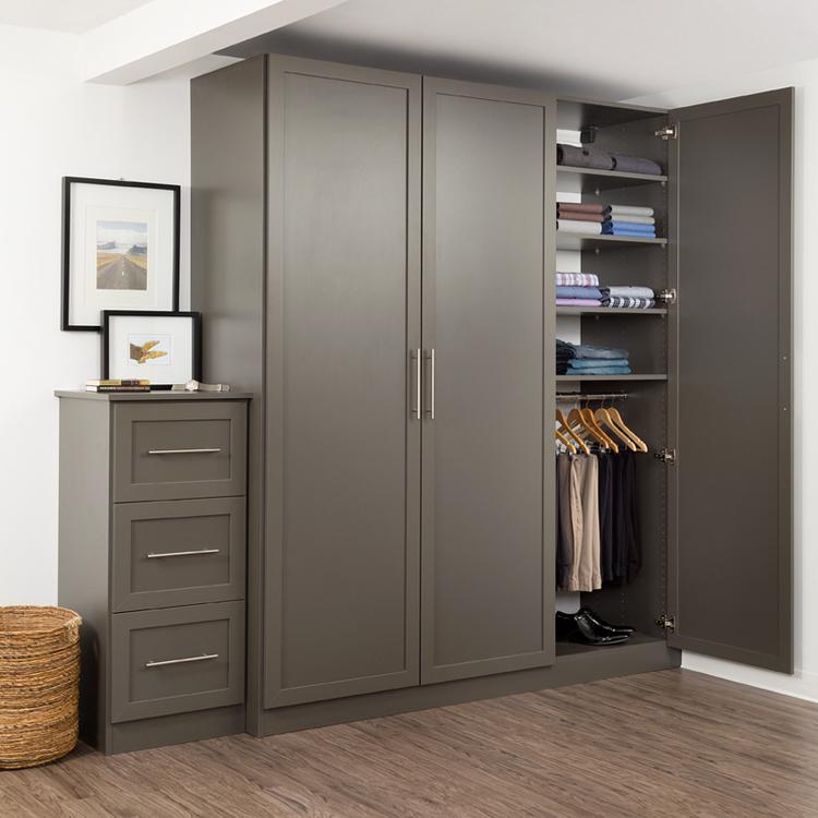 Wardrobe simply closets