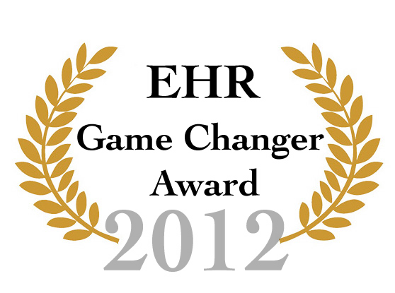 Healthdata-Management-EHR-game-changer-award-Earle-Rugg