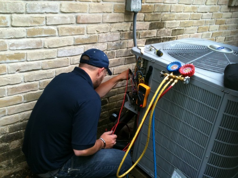 Repairs - No time is a good time to have a heating or air conditioning emergency. Our team understands that things go wrong, and that's why we are available to help you.