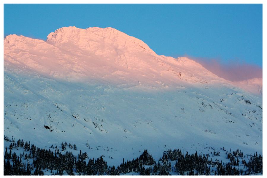 Pine Pass, BC
