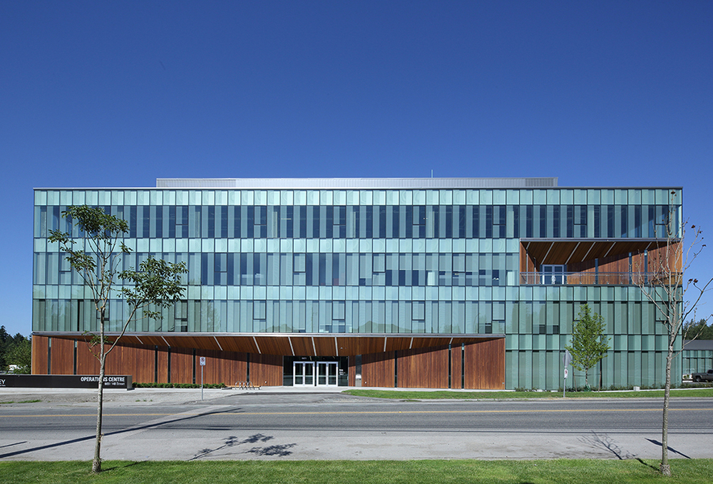 Surrey Operations Centre Exterior 03
