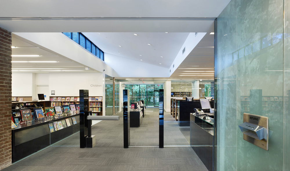 MPL Lorne Park Library Interior 02