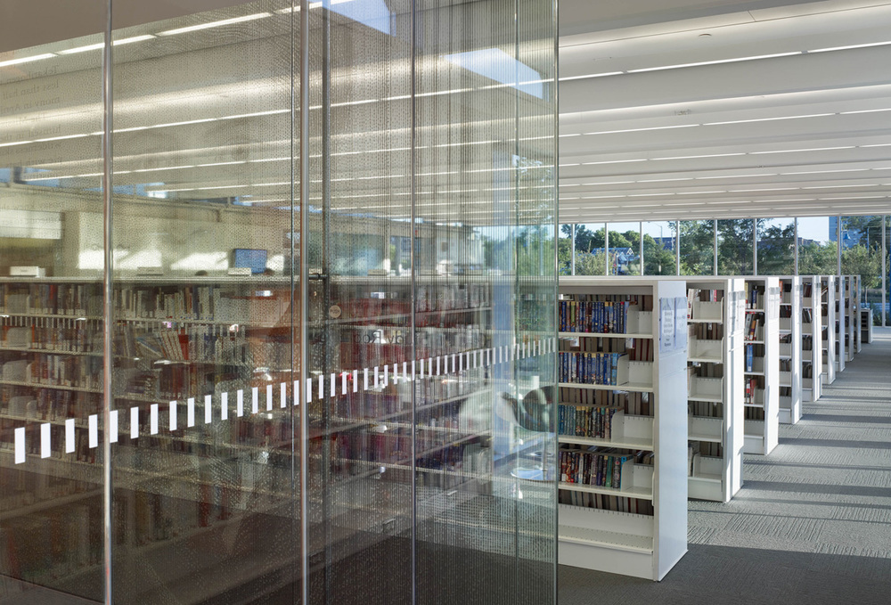 MPL Port Credit Library Interior 01