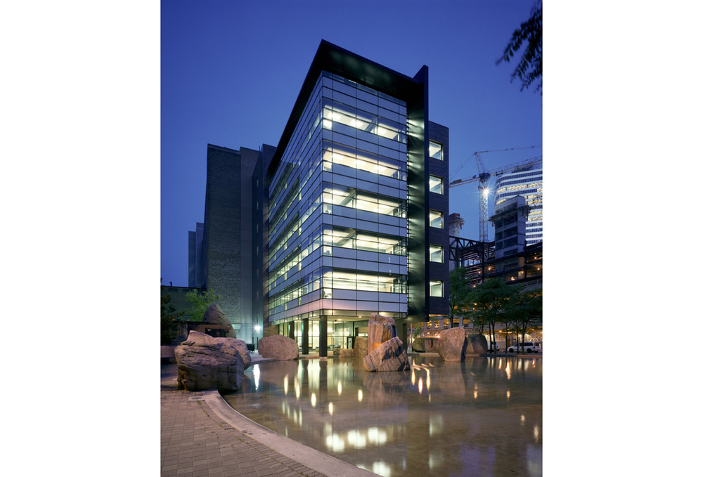 Ryerson Continuing Education Exterior 02