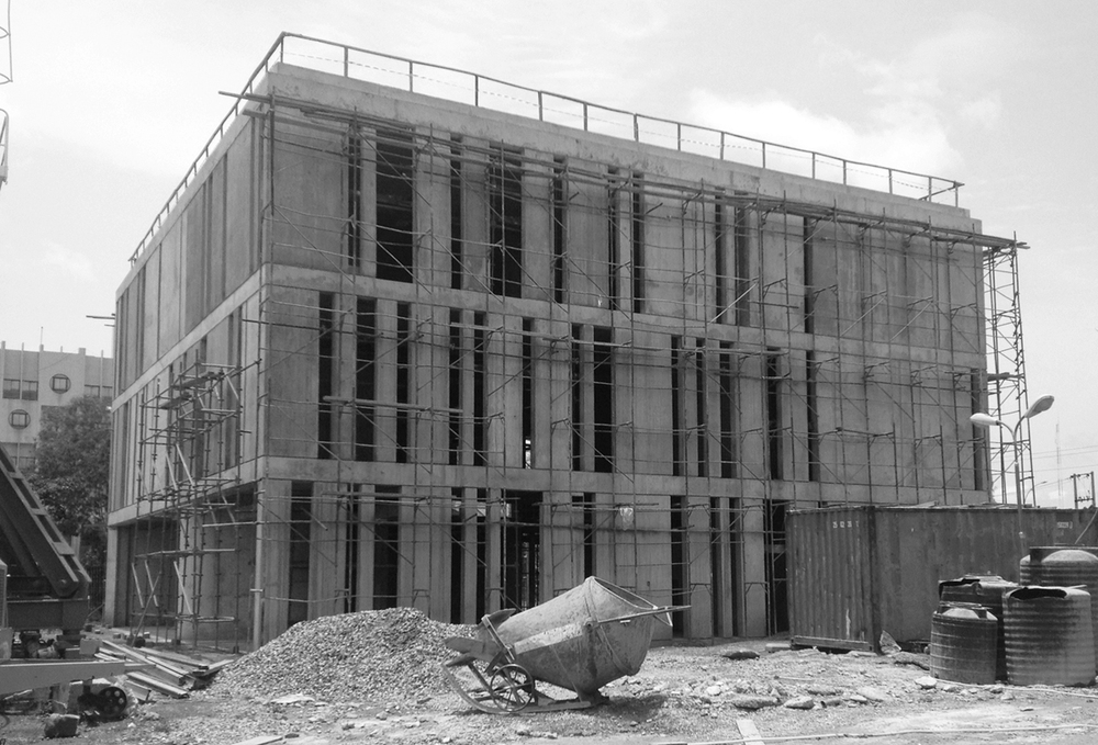 Canadian Chancery Abuja Exterior 04