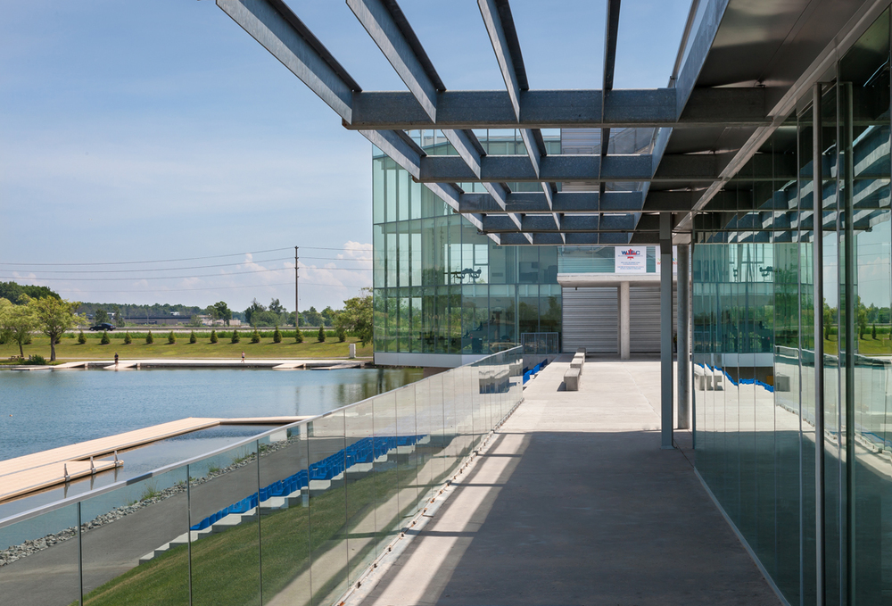 Welland International Flatwater Centre Exterior 03