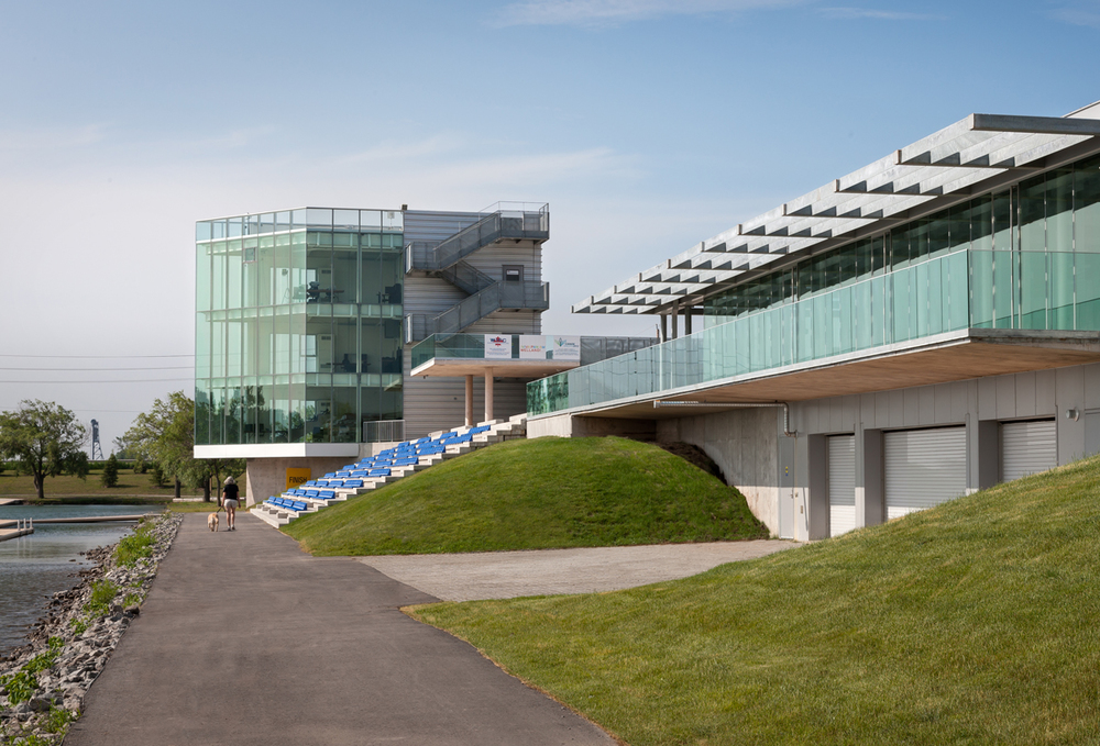 Welland International Flatwater Centre Exterior 01