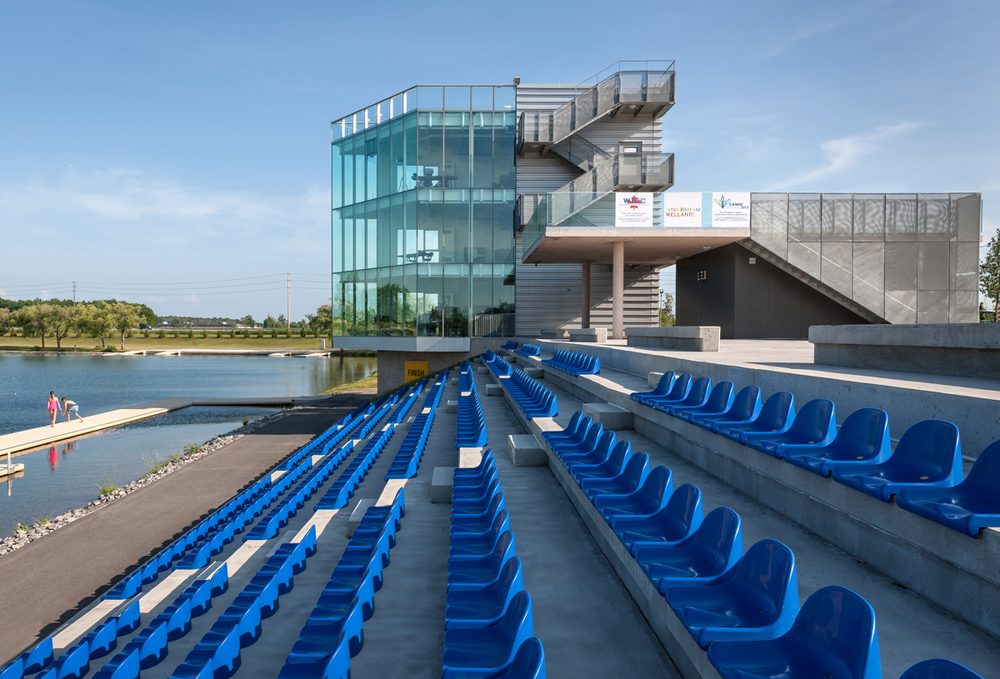 Welland International Flatwater Centre Exterior 04