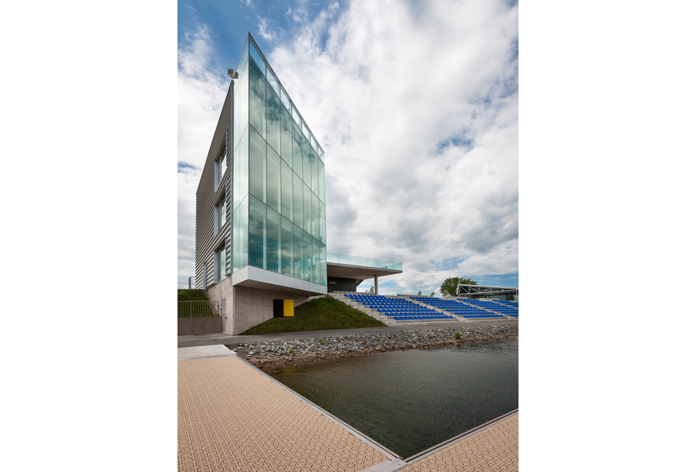Welland International Flatwater Centre Exterior 02