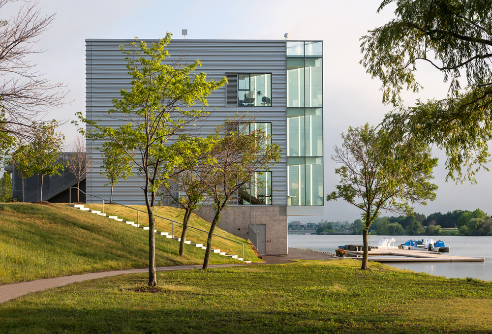 Welland International Flatwater Centre Exterior 05