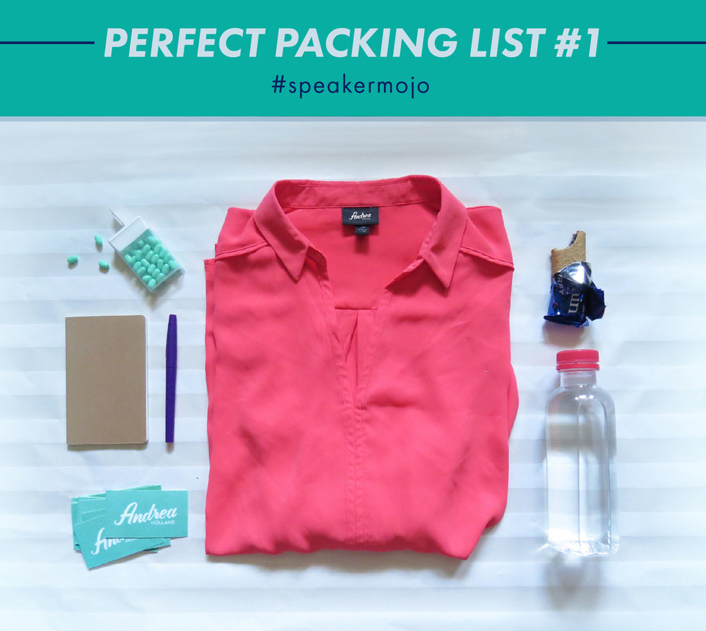 PerfectPackingList_Speaker