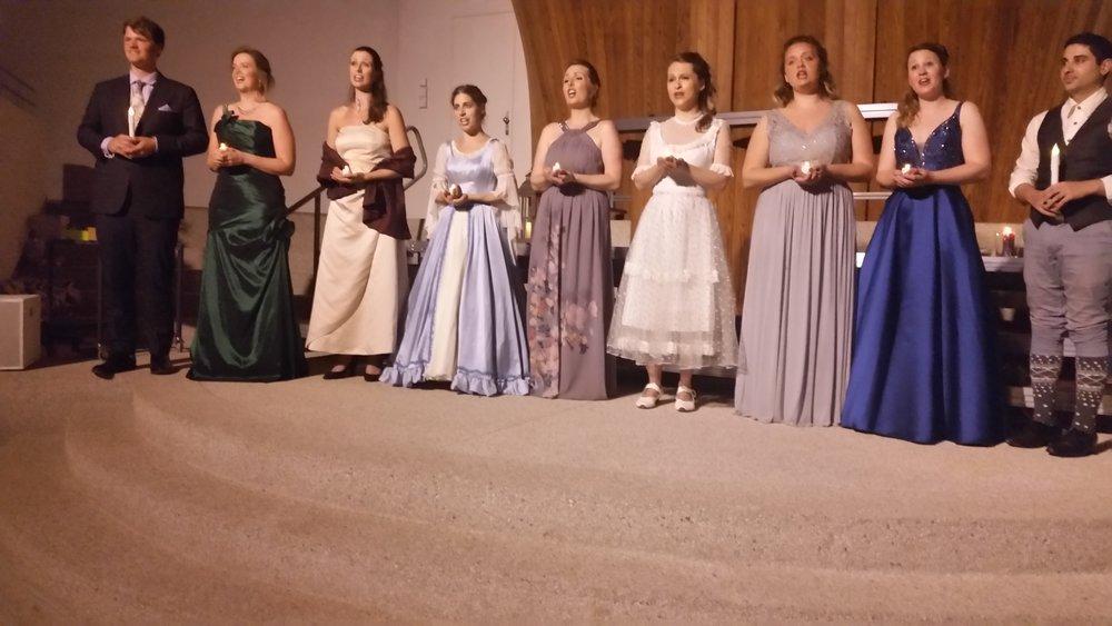 Grossartiges Konzert nach dem Meisterkurs Zürich, Juni 2017