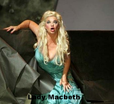 Lady Macbeth (G. Verdi)
