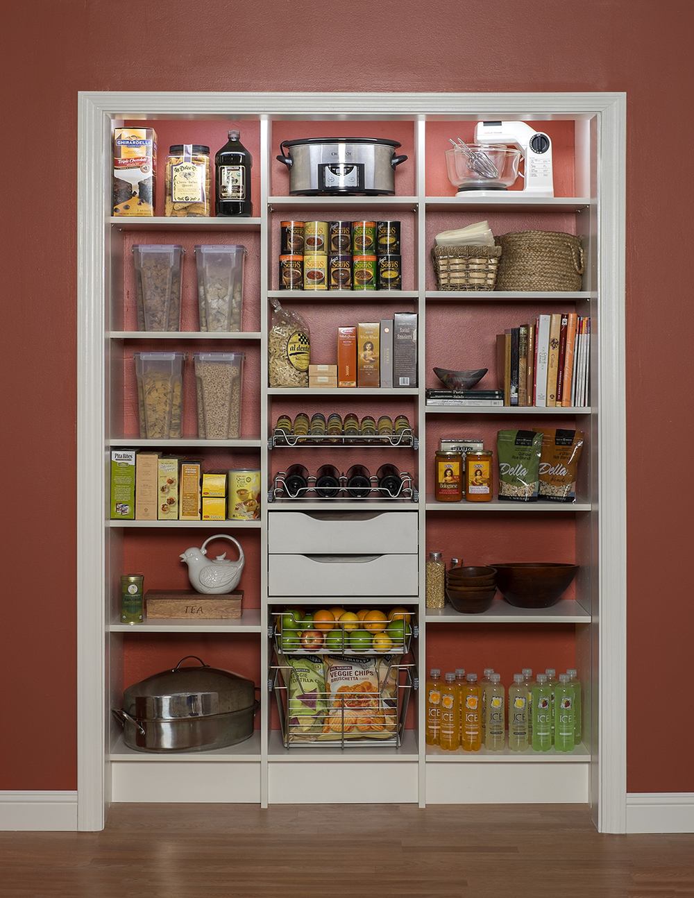 Antique-White-Pantry-with-Scoop-Drawers-Feb-2014.jpg