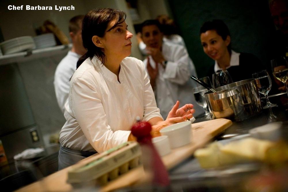 Chef Barbara Lynch