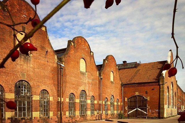 Lokhalle Freiburg #architecture #lokhalle #industrial