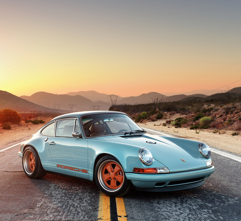 Singer Porsche   It's one thing to take the ordinary and make it extraordinary. But what do you call it when you take the extraordinary and go way beyond that?