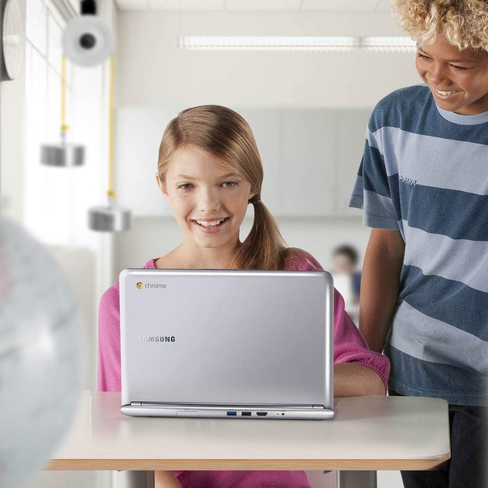"<span style=""font-size:90%"">Samsung Education</span><br><br><b><span style=""font-size:140%;line-height:1.1;"">Visualizing the benefits of a tech-driven classroom</span></b>"